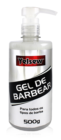 Gel de Barbear Yelsew